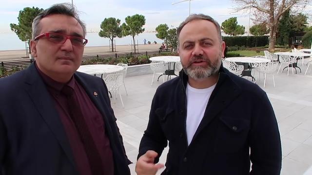 Συνέντευξη καθηγητή κου Γρηγοριάδη στο Πανελλήνιο Συνέδριο Ακαδημίας Νευροανοσολογίας